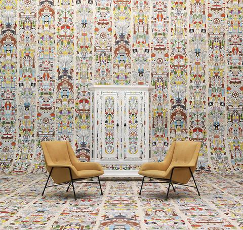Statement wall coverings from @DESIRON @nlxl @designlush1 @alphaworkshops @TBeasties & more! http://t.co/3ELO1soWaC http://t.co/2XLqpOTkeW