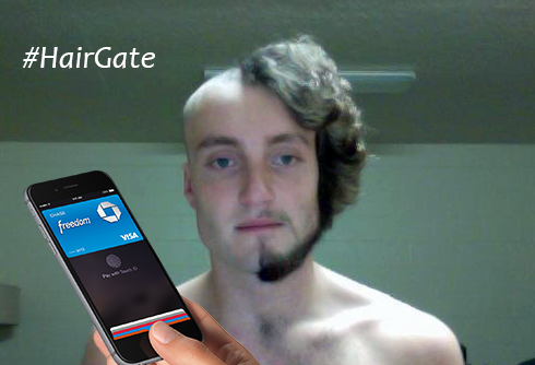 After using the iPhone 6 for two-weeks! #HairGate http://t.co/nIBczw6aea