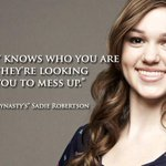 RT @Fox411: #DuckDynasty's @sadierob defends faith, family on #DWTS | http://t.co/jUQfAf4jHi