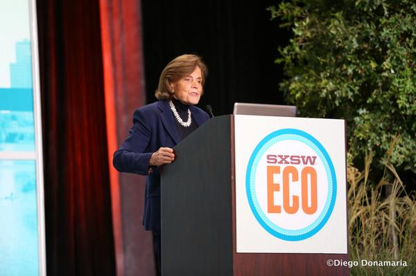 """""""Knowledge is key. You can't solve problems if you don't know you have them."""" Dr. @SylviaEarle http://t.co/5mI8n0UYYO"""