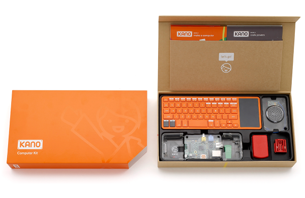 new computer kit, @TeamKano, uses @Raspberry_Pi to let kids & adults build their own PCs http://t.co/nfMq7Tgegy #tech http://t.co/wCY0I7hdKx
