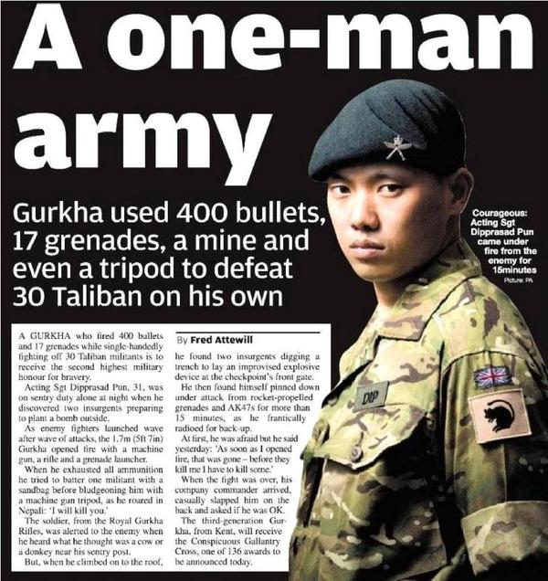 One man army: http://t.co/4of6K1fev4