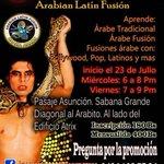 Clase de danza arabe todos los miercoles y viernes #sabanagrande 6pm #caracas contacto : ~04241035584 #danzaarabe http://t.co/wAVkVCJF9I