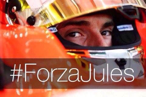 Keep fighting my friend. #PrayForJules #ForzaJules http://t.co/UiQ9XMgIVv