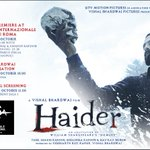 RT @utvfilms: #Rome, watch #Haider with the starcast at @romacinemafest on October 24th!