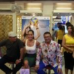 RT @TheShaukeens: Shaukeens- @HaydonLisa, @annukapoor_ & #PiyushMishra at Style n Scissors, Rajapark, Jaipur! #TheShaukeensTours http://t.c…