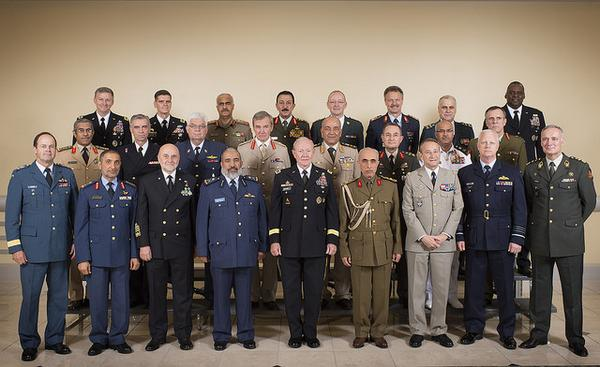 Military leaders gather to discuss ISIL strategy http://t.co/olCaDwgtlS http://t.co/9zHeWnTKmN