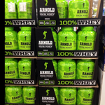 RT @MusclePharm: The Arnold @Schwarzenegger Series Iron Whey is available NOW at @SamsClub! Pick one up at your nearest location! http://t.…