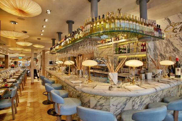 Now open! San Carlo group's new @CicchettiLondon Covent Garden with menu input from @AldoZilli http://t.co/yew4dlZ90b http://t.co/i4xPgdvKCB