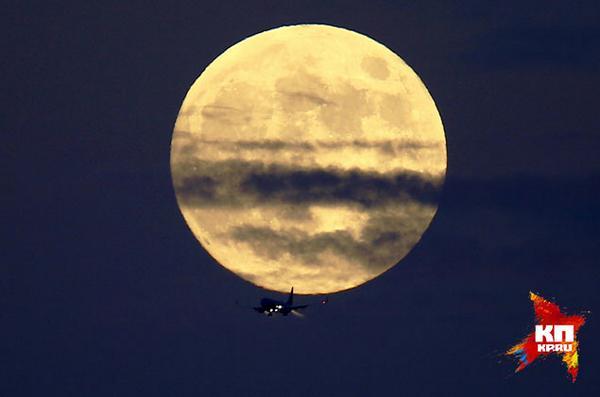 В ближайшие сутки жители планеты могут наблюдать редкое астрономическое явление — полное #затмение Луны! http://t.co/H4igo1Ke8w