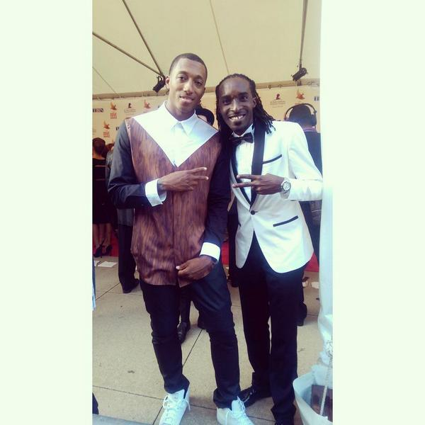 """""""@DJSADIC:  Then I got to hang out with the main man @lecrae God said """"your gift shall make room for you...."""" http://t.co/9fjJS37CaY"""""""