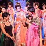 RT @mandiradesigns: Drama Queen Gutthi Walks the Ramp for Mandira Bedi Designs -http://t.co/boIOn8rTvs http://t.co/lkFqevWfyI