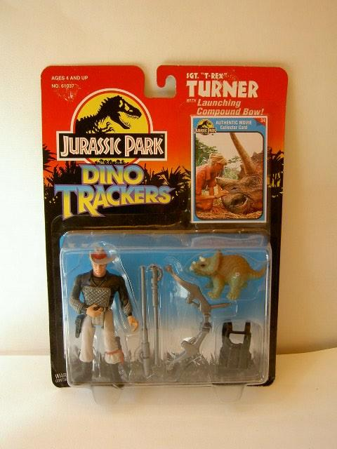 Sgt. Turner, Dino Tracker from series 2 of the Jurassic Park collection http://t.co/MNlkc0SkYd
