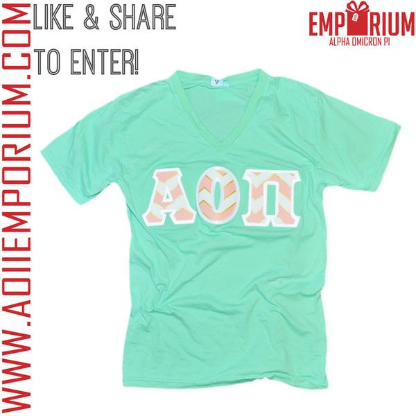 Today's What's New Wednesday giveaway from the AOII Emporium - RT for your chance to win! http://t.co/cWmVfCgdAQ http://t.co/7uZSreCd12