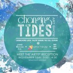 RT @SpectrumArtsLLC: Just 3 days left to submit for our #changingtides art show! Check out the full details: http://t.co/yQ9xzxMMmR #ROC http://t.co/kb6QMNfWiP