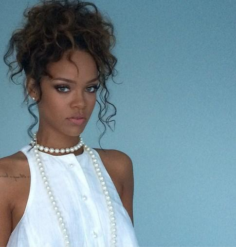 RT @badgallexii_: @necolebitchie my #WCW is Queen Fenty! @Rihanna #BitchieWCW http://t.co/5zCP5fSKf1