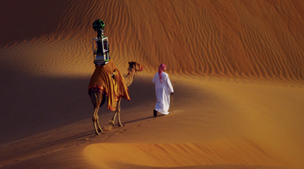 Truly surreal pictures: @google streetview in the Liwa Desert (UAE): https://t.co/LyiYssdsaj http://t.co/lWTViZHYQk
