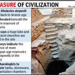 RT @sangeetajani: INDIAS GLORIOUS PAST:5000yr old water-reservoir found in Kutch! An engineeringMarvel  http://t.co/7G8bY3bNvJ http://t.co/…