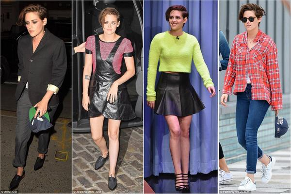 Kristen Stewart style 1/2 - never deviating from her edgy, youthful attitude, yet event-appropriate every time. http://t.co/rA3khzDRup