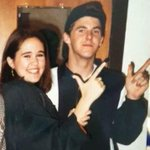 #TBT freshman year of college. Still pretending to be straight yet rocking a Charlies Angels pose!