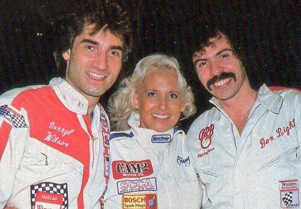 RT @joebonsall: #throwbackthursday celebrity car racing with @RASterban and Tammy Wynette at old Nashville Speedway circa 1981 http://t.co/DvsB8BIfh7