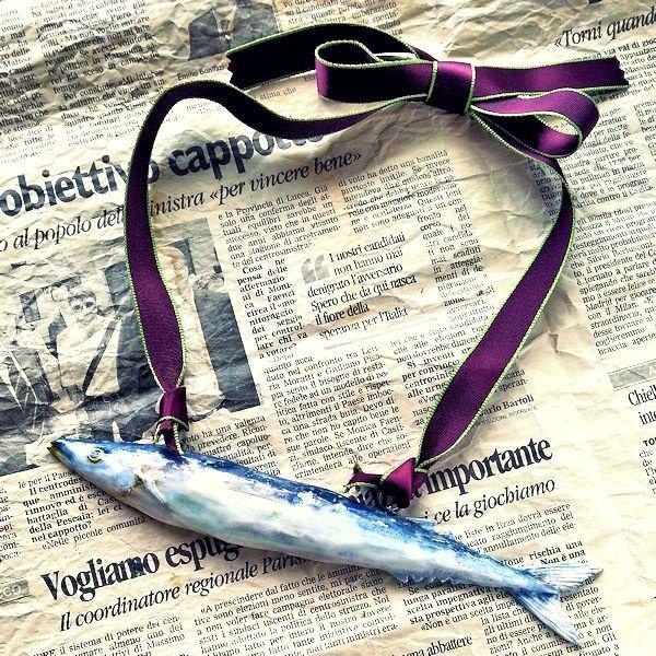 秋の味覚、秋刀魚がなんとネックレスに☆ このインパクト、どのネックレスにも負けません! https://t.co/RVkD09ijNi https://t.co/hl28lqMPDP