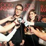 RT @eloisamorong: Jeremiah and Crystal :) #BloodRansomGrandPresscon @annecurtissmith #AlexanderDreymon   (c) @viva_films :) http://t.co/4dK…