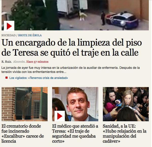 Lees estos cuatro titulares de ahora mismo y... por el amor de Dios, que alguien nos invada. http://t.co/3jgjKhrUuc