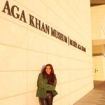 RT @ismailimail: Bollywood Singer/Actor Shweta Pandit @ShwetaPandit7 at Aga Khan Museum http://t.co/ffWd03ECOt http://t.co/rqu1qH9EjS