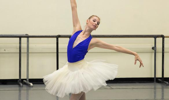 Meet our Danskin Ballerina of the Month, @nycballet's Ashley Laracey >> http://t.co/nJZLJcKo3B http://t.co/x7pZVWU8Y4