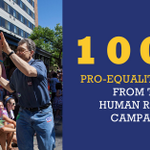 RT @alfranken: RT if you're proud to be standing with the team on the side of #LGBT equality: http://t.co/1sCnn6KEnj http://t.co/wpM1jmp8Un