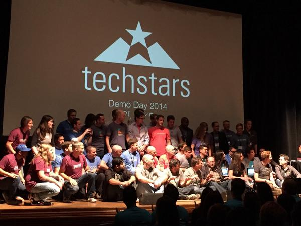 TechStars demo day in Boulder. Excited to see what these companies have done @techstars http://t.co/bIgXt6cczu