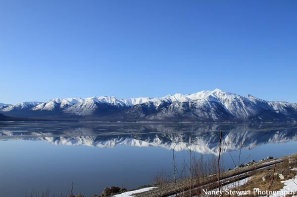 What a view!  #alaska  #landscape #nature #scenery #reflection #photography http://t.co/1qCrK8oJHi