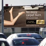 Image of billboards from Twitter
