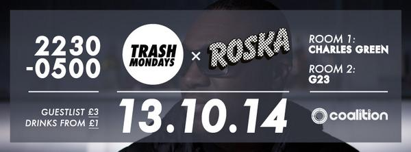 Brighton on Monday should be sick @TrashMondays at @coalition_btn! http://t.co/m1Y4ykqEbS