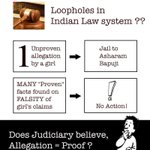 In Asaram Bapu Jis case, why Legal System is believing fake stories of that girl #GiveBail2BapujiInFalsePOCSOcase http://t.co/xHMZdxefJh