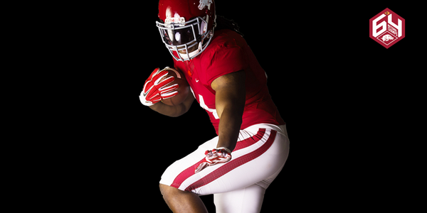 Excited to honor the 1964 Arkansas National Championship team with special uniforms this Saturday! #WoooPig http://t.co/cmQiyS2Sby