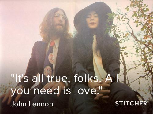 Found by @blankonblank: lost tape of an incredibly inspiring John Lennon & Yoko Ono interview http://t.co/yRttqCcjAr http://t.co/sMbhkso9tA
