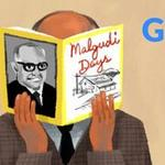 My favorite author is on Google today :) http://t.co/PO8NtDZuOc