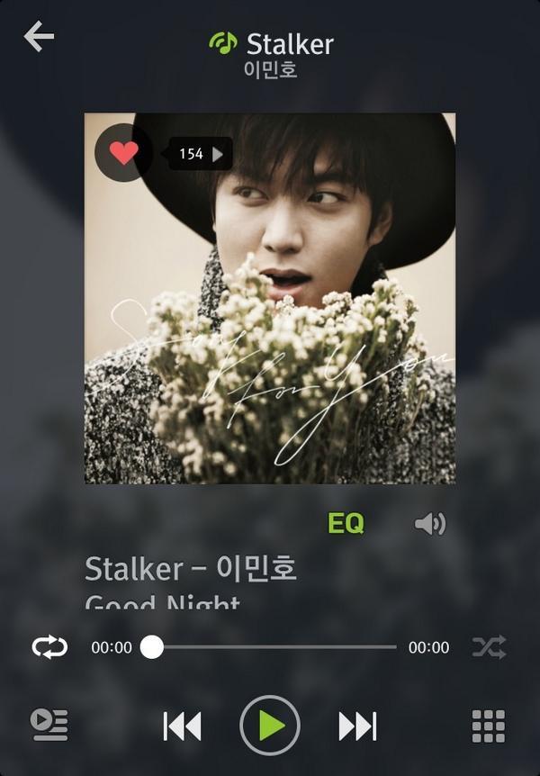 [김사랑] 오늘 발매된 배우 이민호의 앨범 [노래할게 (Song for you)]의 3번 트랙이 김사랑의 'Stalker'라는 거 알고 계신가요?  김사랑의 음악을 이민호의 목소리로 만나보세요:) http://t.co/jOXyfDNNSD