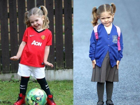 How @ManUtd responded when its biggest 3-year-old fan cried about having a blue uniform - http://t.co/FMgW8PHyUN http://t.co/0UiagWczuc