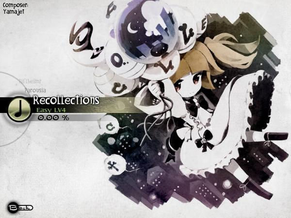 """本日!Rayarkさんの音ゲーCytusに提供した楽曲""""Recollections""""がなんと!Deemoでも遊べるようになりましたー!StoreのCytus selections Vol.2を選ぶと買えますよっていうか買うしかない! http://t.co/RayHE0WvCK"""