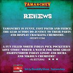 RT @Tamanchey: Here's what http://t.co/5cuXoegn6D and @jeeturaaj had to say about #Tamanchey, @Nikhil_Dwivedi and @RichaChadda !! http://t.…