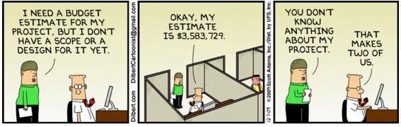 Estimating web design projects in a nutshell. #programming http://t.co/ZjJmT6Up4H