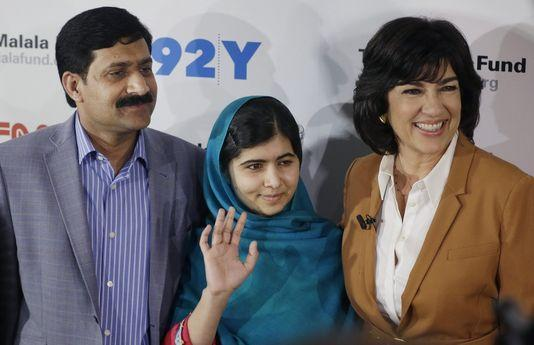 When a father empowers his daughter ... ❤ #nobelprize2014  #Malala #itsaGirlThing http://t.co/ShoLcrOSs4