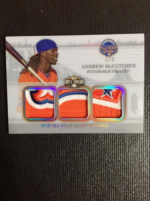 Got patch? Sick McCutch all star patch from our TTT break last night. @mojobreak_com #MojoOhio @SHOWYOURHITS http://t.co/G0B1P9f3JV