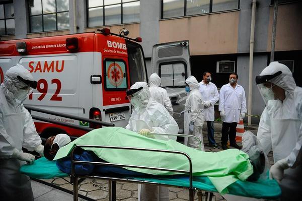 Paciente com suspeita de ebola já está no instituto de Infectologia Evandro Chagas da Fundação Oswaldo Cruz - Fiocruz http://t.co/fbcXhMz88n