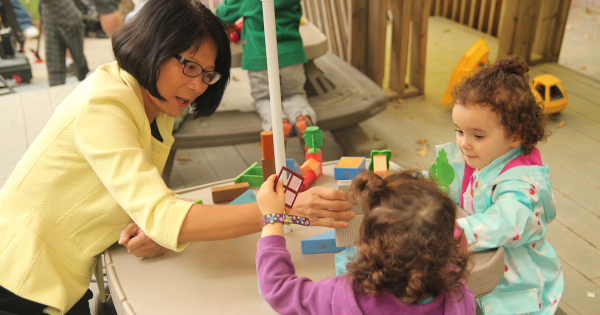 I'm committed to creating 3,000 new #childcare spaces - half of them subsidized. http://t.co/WWC4i7aKbB #TOpoli http://t.co/NqXh70wIYj