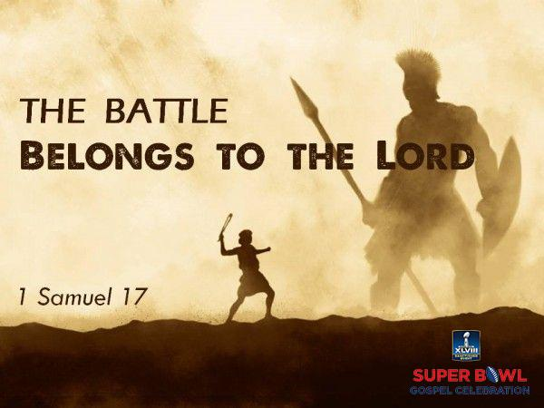 The Lord will fight for us. Be still and let Him fight the battle. http://t.co/p9cWJTePQs