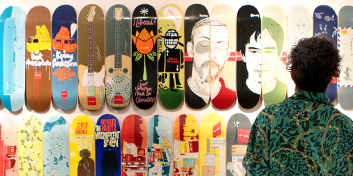 You could join 20+ years of creativity with @GirlSkateboards: http://t.co/skV1FhUd74 #makethis http://t.co/hU9OKOI7J6